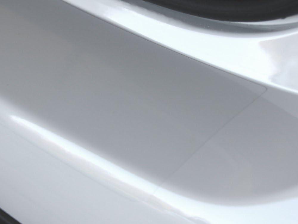 Autofolie und Schutzfolie Passform Lackschutzfolie als Selbstklebender Ladekantenschutz transparent 150/µm passgenau f/ür Fahrzeugtyp Siehe Beschreibung