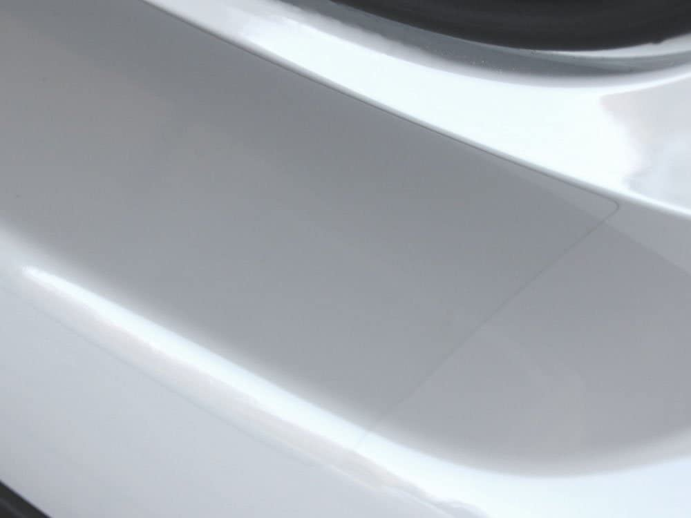 Passform Lackschutzfolie kompatibel mit Ladekantenschutz passend VW Up//eUp Lackschutzshop Autofolie und Schutzfolie transparent 150/µm