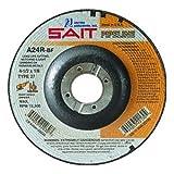 Sait 22040 A24R 5 X 1/8 X 7/8 Long Life Pipeline Cutting Wheels | Pkg.