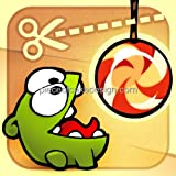 1/4 Sheet ~ Cut The Rope Game Candy Birthday ~ Edible Image Cake/Cupcake Topper!!!
