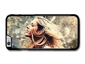 "AMAF ? Accessories Ellie Goulding Singer Lake Background case for iPhone 6 Plus (5.5"")"