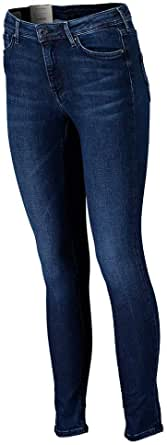 Pepe Jeans- PG201164CL5-000-PANTALÓN Vaquero PIXLETTE High para NIÑA