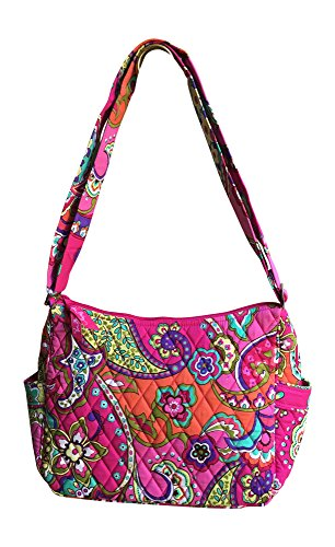 Solid Pink with Go Vera in Handbag Interior The Pink Bradley Swirls On 4CxwnzAxq