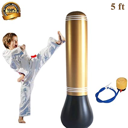 Amazon Eforoutdoor Punching Bag Inflatable Punching Bag
