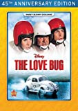 Herbie The Love Bug 45th Anniversary Blu-ray - Disney Exclusive