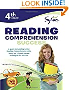 #9: 4th Grade Reading Comprehension Success: Activities, Exercises, and Tips to Help Catch Up, Keep Up, and Get Ahead (Sylvan Language Arts Workbooks)