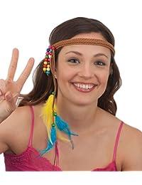 Hippie Retro Braided Headband
