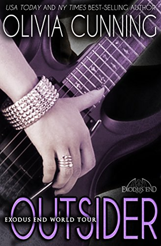 Outsider (Exodus End World Tour Book 2) by [Cunning, Olivia]