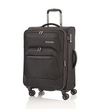 Travelite-Maletín con Ruedas para Ordenador portátil, Negro (Negro) - 2077019: Amazon.es: Equipaje