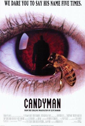 Candyman Movie Poster (27 x 40 Inches - 69cm x 102cm) (1992) -(Virginia Madsen)(Tony Todd)(Xander Berkeley)(Kasi Lemmons)(Vanessa Williams)(DeJuan Guy) by MG Poster (Candyman Dvd Movie)