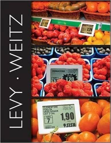 Amazon retailing management 9780073530024 michael levy retailing management 8th edition fandeluxe Choice Image