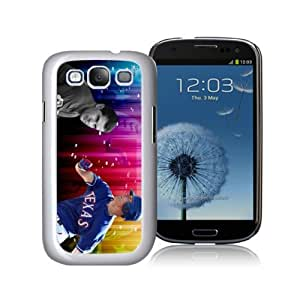 SevenArc Hot Sytle MLB Texas Rangers Samsung Galaxy S3 I9300 Case Cover For MLB Fans