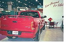 JSP Spoiler 37414 Low Profile Truck 67\