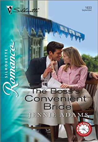 book cover of The Boss\'s Convenient Bride