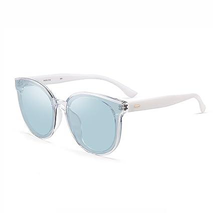 Amazon.com: Lrx0006 Gafas de sol de color claro para hombres ...
