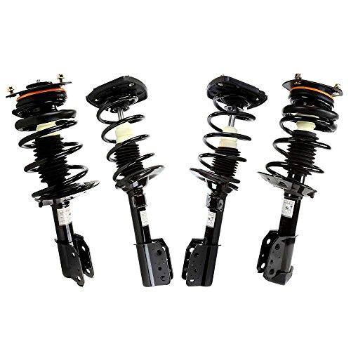 Prime Choice Auto Parts CST006-002PR Set of 4 Complete Strut Assemblies