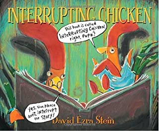 Book Cover: Interrupting Chicken