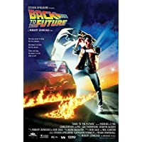 Back to The Future–Michael J Fox Poster
