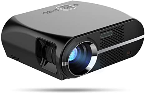 Amazon.com: Proyector LED de 3500 lúmenes 1080P Full HD ...