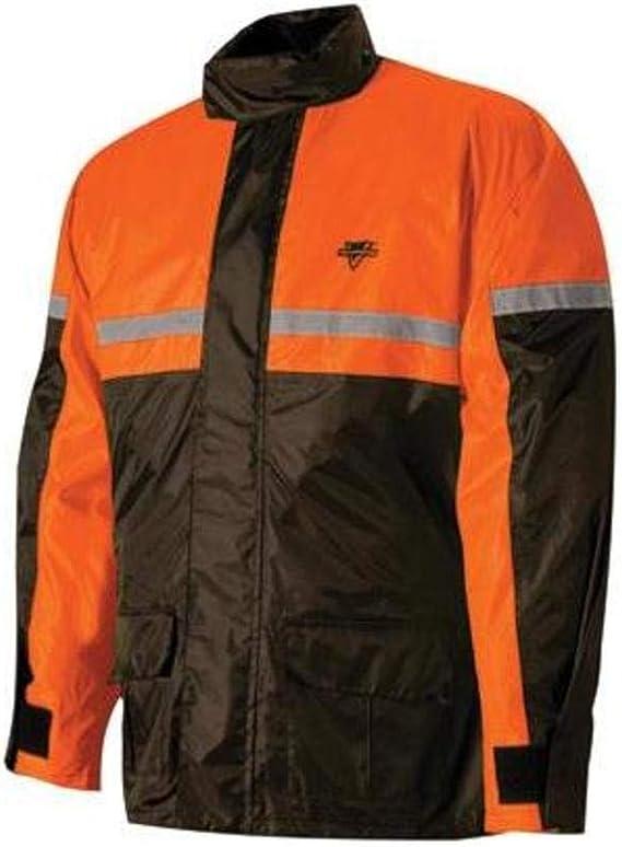 Nelson-Rigg SR-6000 Stormrider Rainsuit Black 4X-Large 4XL SR-6000-BLK074X