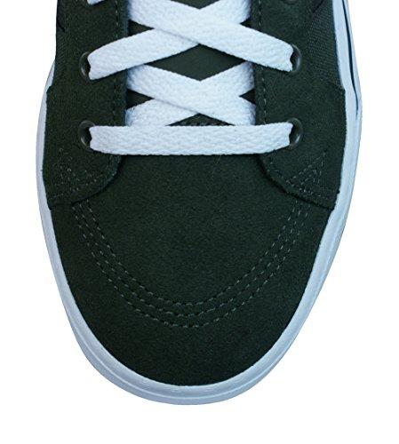 adidas Park ST - Zapatillas deportivas para hombre Verde / Negro / Blanco
