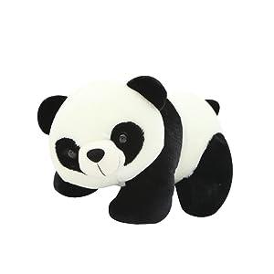 Stuffed Animla Plush Panda Bear Dolls, 6 inch Cute Adorable Plush Stuffed Panda, Soft Plush Pillow for Kids Adults Home Decoration