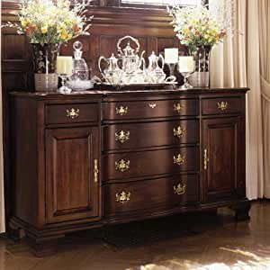 dining room furniture buffet   Amazon.com - Wood Dining Room Buffet by Kincaid - Hand ...