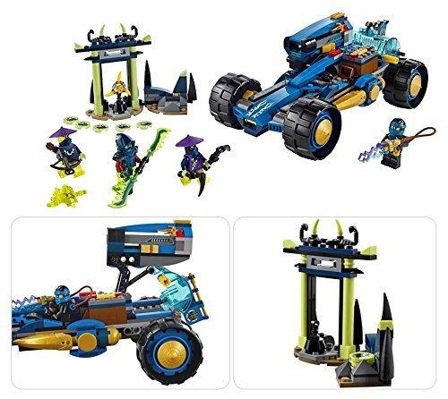 Toy Lego Lego ninjago ninja go 70731 Jay Walker One - Masters of Spinjitzu 2015 [parallel import goods] by LEGO (Image #2)