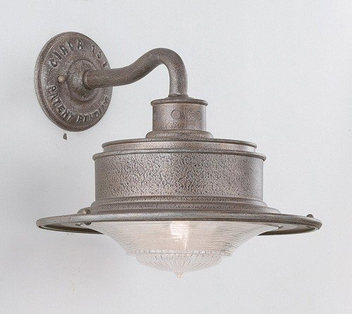 Troy Lighting B9390OR South Street 1Lt Wall Downligh from South Street Collection Anderson Outdoor Wall Lantern