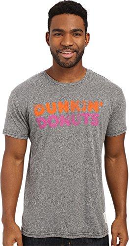 the-original-retro-brand-mens-vintage-tri-blend-short-sleeve-dunkin-donuts-tee-streaky-grey-t-shirt-