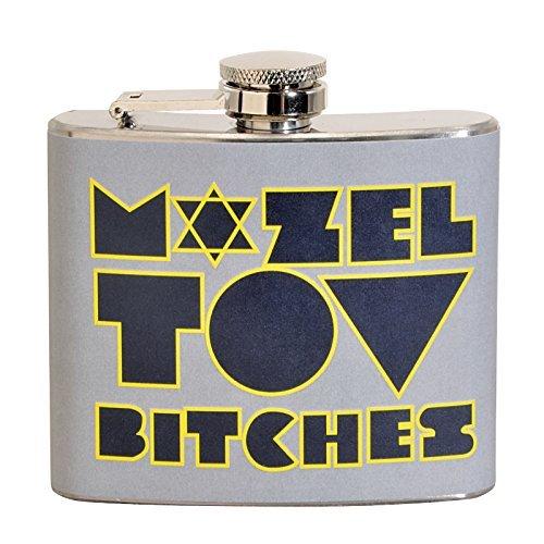 ファッションの Mozel Bitches Tov Bitches 5オンスステンレス鋼フラスコ Tov Mozel B018HCL9HA, フジカラープラザ宅配プリント:5c4a041b --- getkiddyfox.com