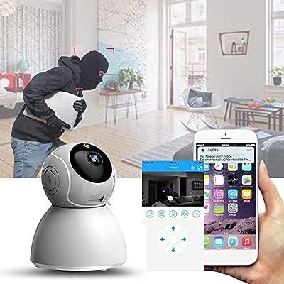 MelysUS Home Voice Intercom Phone Remote Alarm Video HD Wireless Surveillance Camera Surveillance Cameras