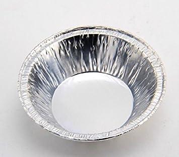 Deporte tienda desechables papel de aluminio vasos para horno Bake uno – tiempo lata – Papel