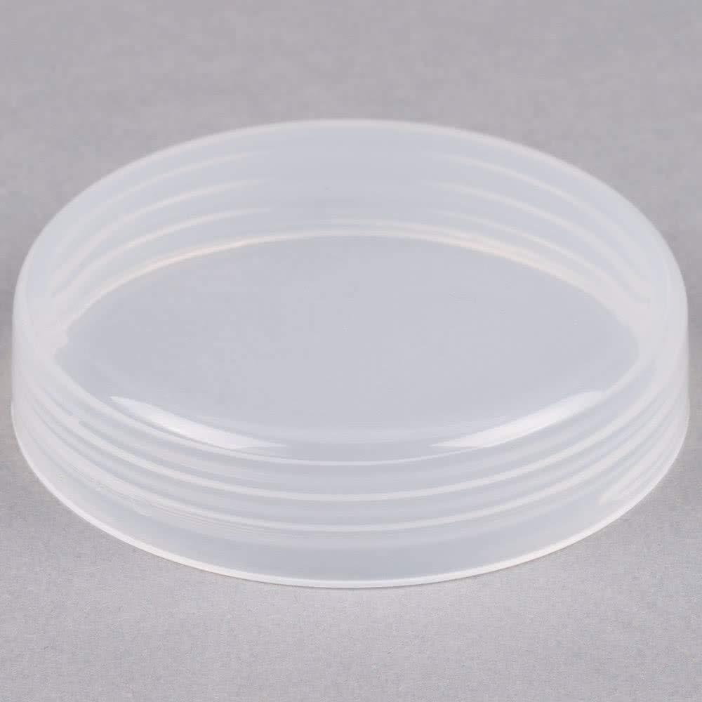 G.E.T. Enterprises Clear 12 pc. Set - 2 32 oz. Salad Dressing Bottles, Break Resistant Dishwasher Safe Polycarbonate Salad Dressing Bottles Collection SDB-32-PC-2 (Pack of 4) by GET