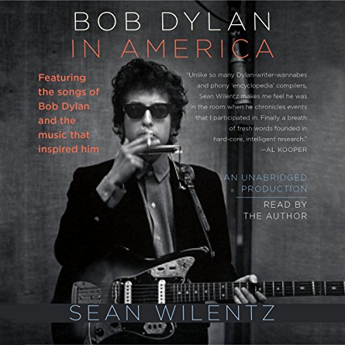 Bob Dylan in America by Random House Audio