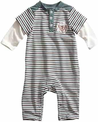 OshKosh BGosh Baby Boys Shortall 11089117