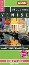 Venise - Plan plastifié de Venise et de son centre-ville par Berlitz