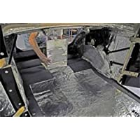 HushMat 692404 Sound and Thermal Insulation Kit (1991-1999 Nissan 240 SX - Trunk)