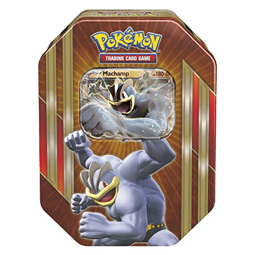 Pokemon TCG: Triple Power Tin (Machamp) Toy