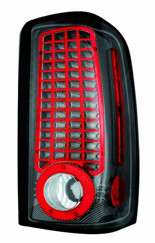 IPCW LEDT-304CF Carbon Fiber LED Tail Lamp - Pair