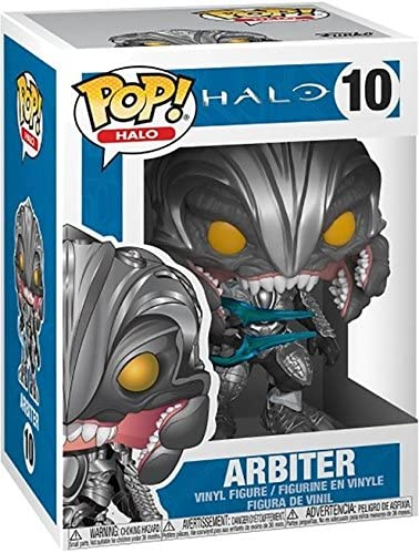 Funko Pop Halo Halo Arbiter Vinyl Figure Item #30093