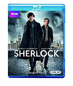 Sherlock: Season 2 [Blu-ray] by BBC Home Entertainment