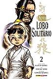 capa de Novo Lobo Solitário - Volume 2
