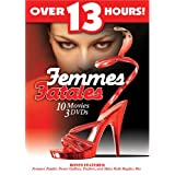 Femmes Fatales 10 Movie Pack