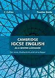 Cambridge IGCSE English as a Second Language Teacher Guide