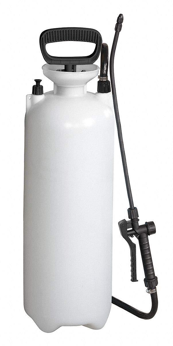 Handheld Sprayer, Polyethylene Tank Material, 3 gal, 45 psi Max Sprayer Pressure by WESTWARD