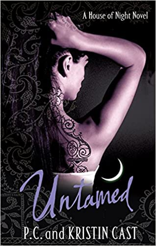 Untamed Number 4 In Series House Of Night P C Kristin Cast