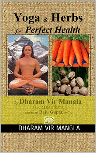 Yoga & Herbs For Perfect Health - Kindle edition by Dharam ...