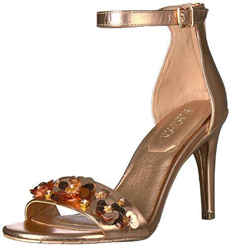 Open Toe Stiletto Heel - 9