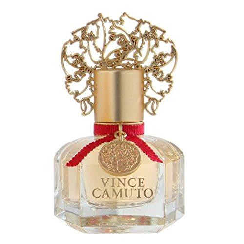 Vince Camuto Eau De Parfum Spray for Women, 1 Fluid Ounce + 6 .05 Oz. Sprays Rollerball Parfum Mix Saryes (1 Fluid Ounce + 6 rollerball)